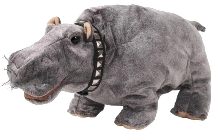 Farting Hippo