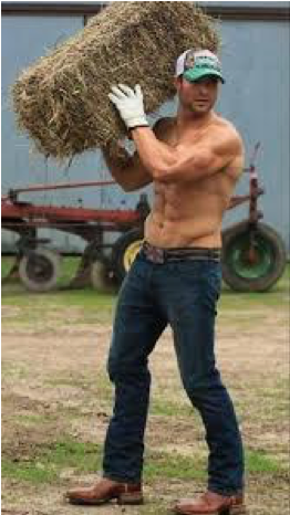 Jake Bale of Hay