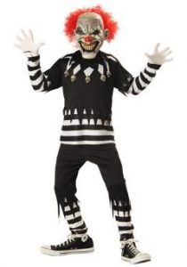 Halloween Psycho Clown