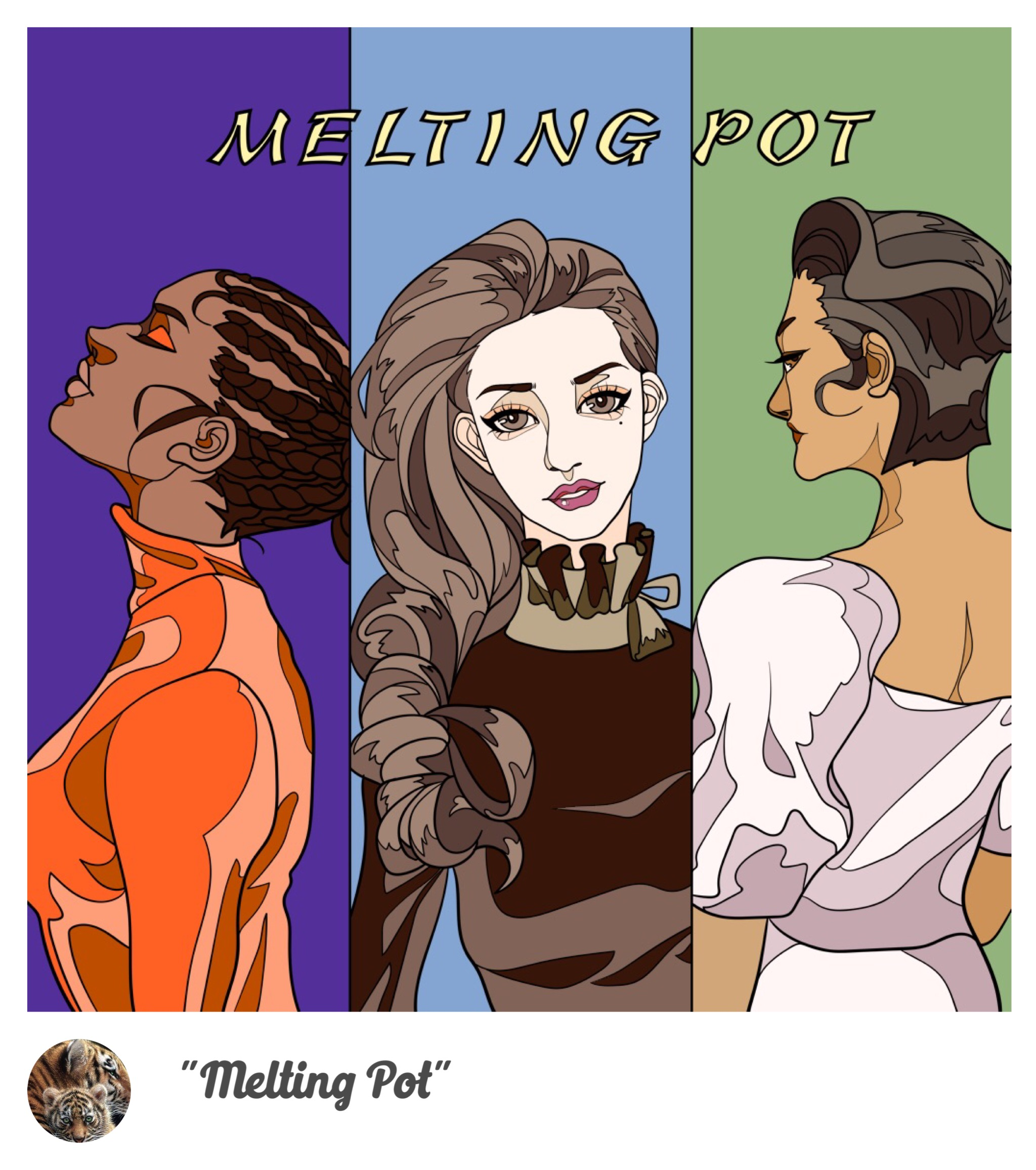 The Melting Pot PNG