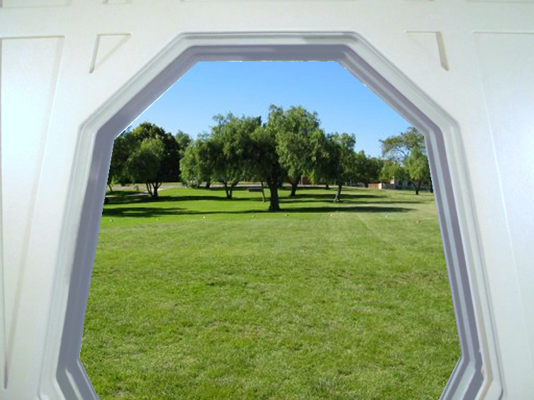Holodeck Entrance to Park