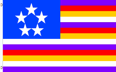United States of Earth Flag